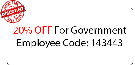 Government Employee Coupon - Locksmith at Irving, TX - Irvingt Exas Locksmith